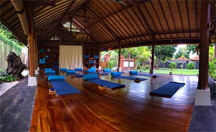 The Yoga Rescue studio - Jimbaran Bali