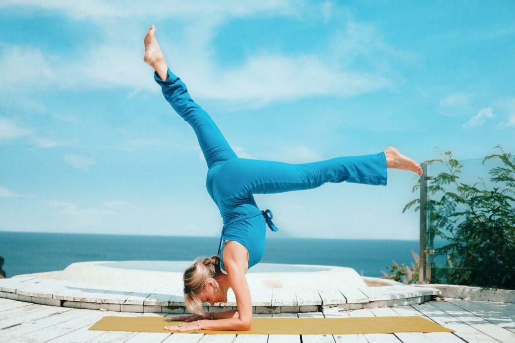 The Yoga Rescue - Laura Kaesel