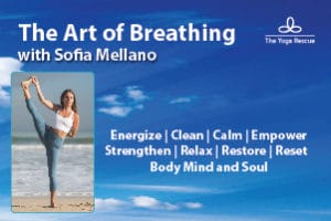 The Yoga Rescue - The Art of Breathing - Sofia Mellano